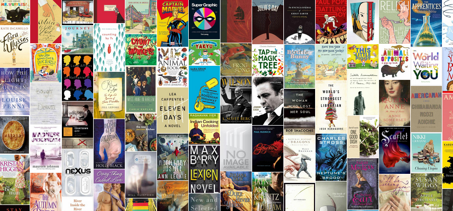 Best Books Of 2013 NPR