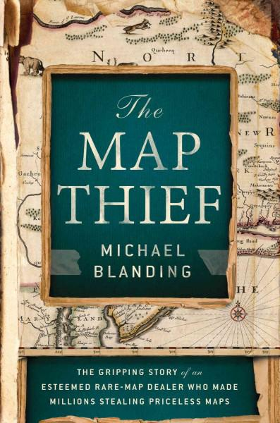 Book Cover Craft Map : Best books of npr