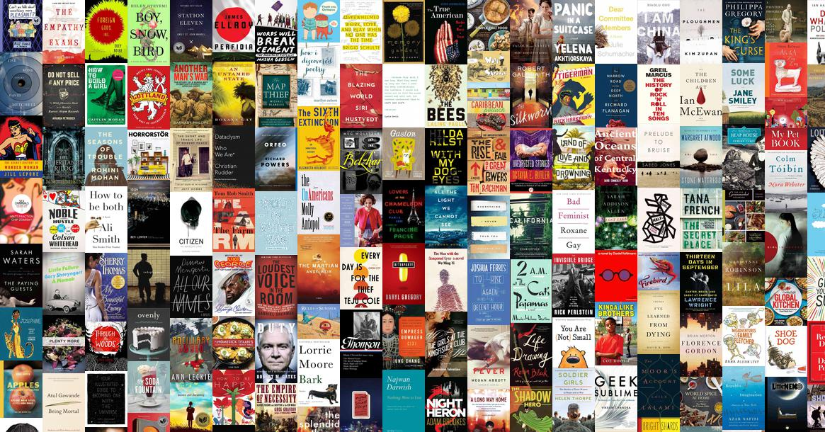 Best Books of 2014 : NPR