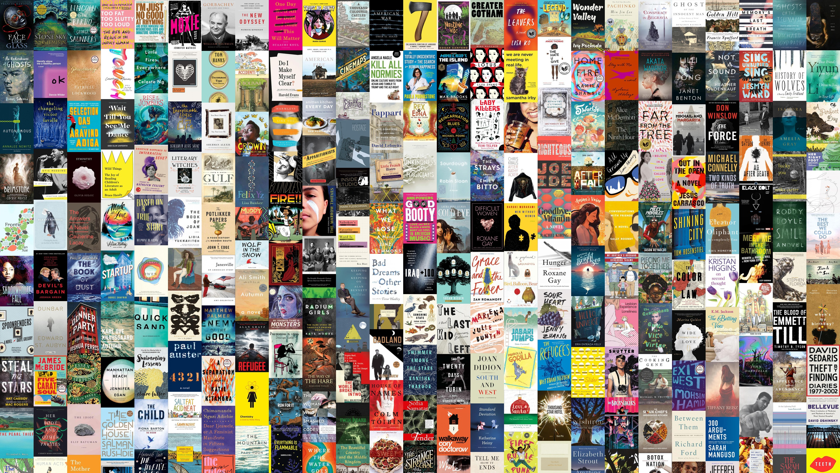 Best Books Of 2017 Npr