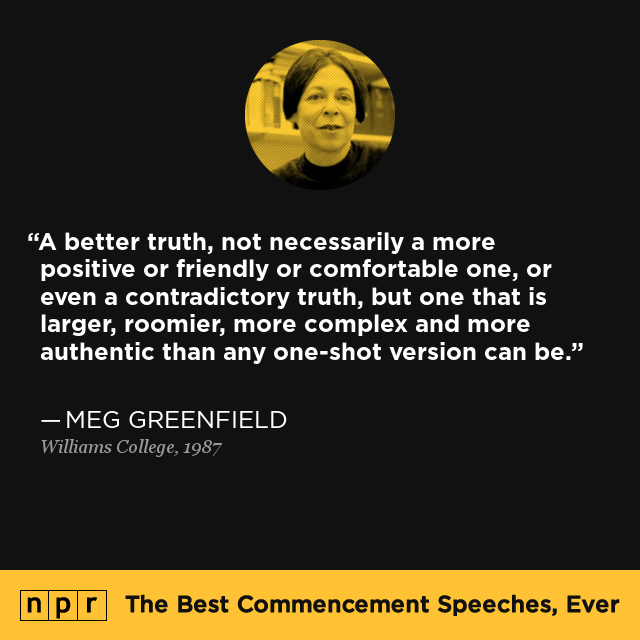 best college commencement speeches 13 of the best graduation speeches of all time  (was stephen colbert's speech at northwestern really better than the one he gave at knox college), we've culled the best-of lists to put.