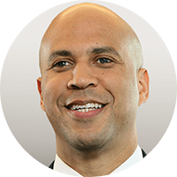 Photo of Cory Booker