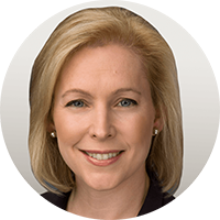 Photo of Kirsten Gillibrand