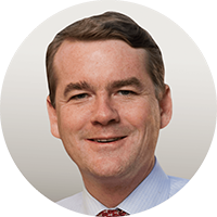 Photo of Michael Bennet