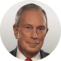 Photo of Mike Bloomberg
