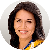 Photo of Tulsi Gabbard
