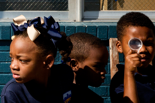 The End Of Neighborhood Schools : NPR