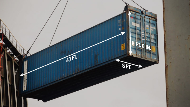 how to make money from shipping containers